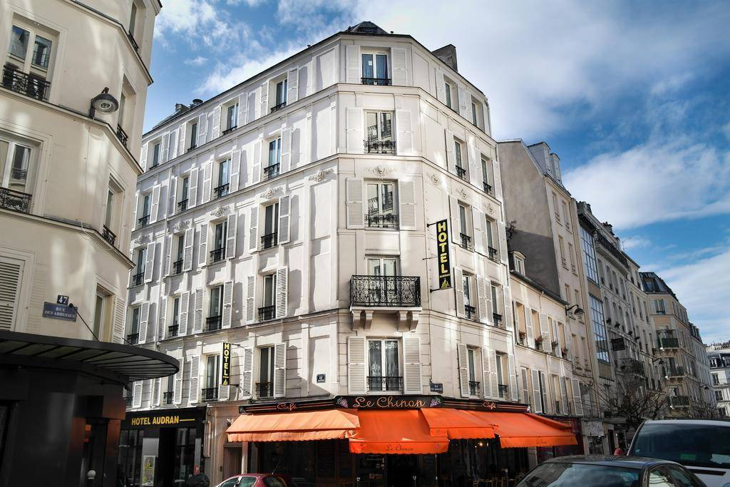 HOTEL AUDRAN $99 ($̶1̶5̶2̶) - Prices & Reviews - Paris ...