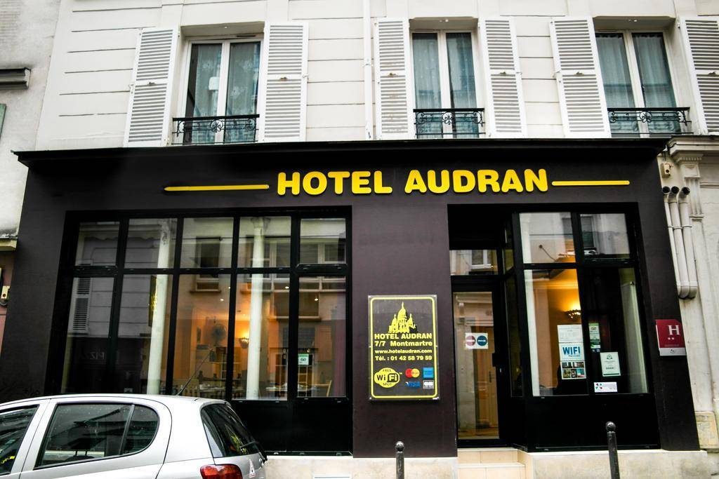 Hotel Audran, Paris, France - Booking.com