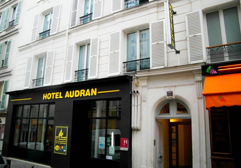 Hotel audran paris review by eurocheapo for Hotel paris x